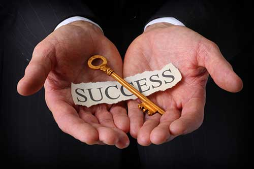 We Provide You The Key To Success