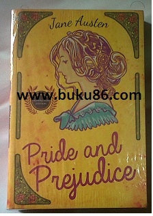 Novel Pride and Prejudice by Jane Austen