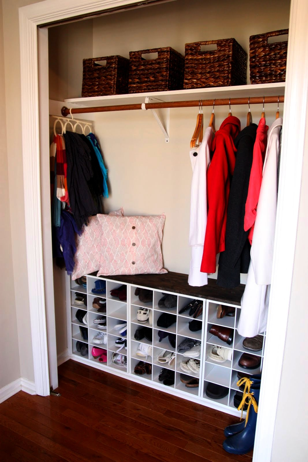 Custom Entry Closet