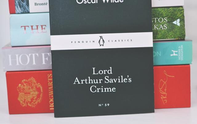 Oscar Wilde Lord Arthur Savile's Crime