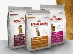 Ração pra gatos Royal Canin