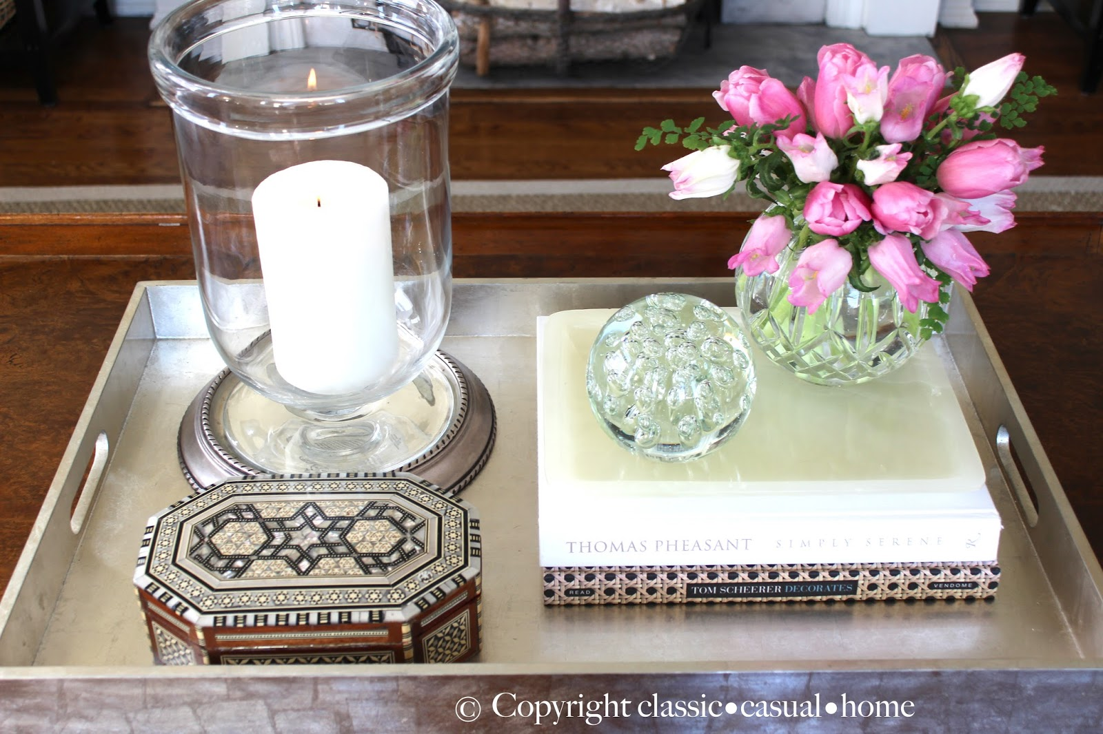 Project Design: How To Style Your Coffee Table