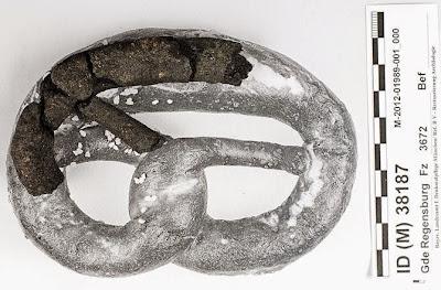 Wow, Roti Pretzel Tertua Berusia 250 Tahun