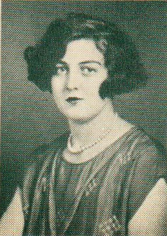 Virginia Cole Shenandoah, Virginia 1926