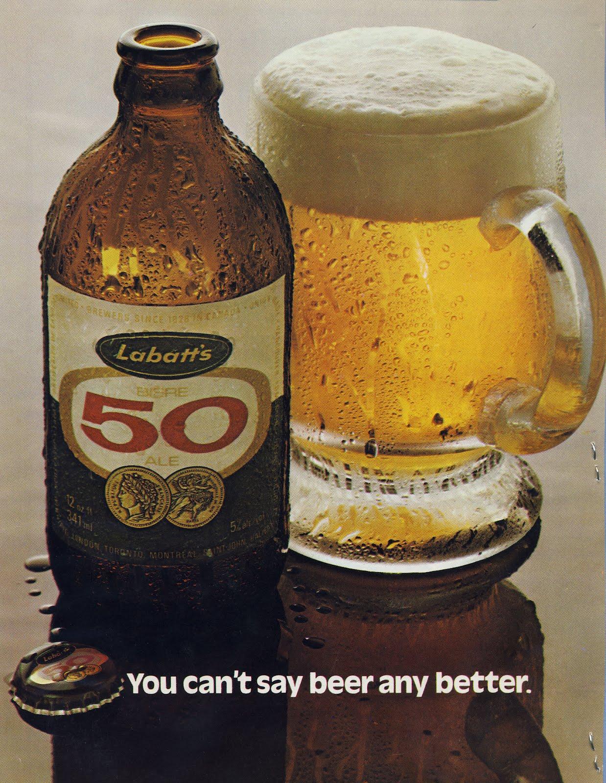 The World Of Gord Beer Of The Week Labatt 50