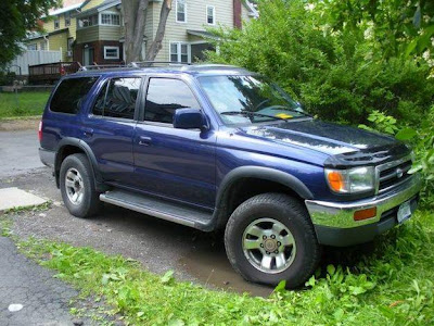 1996 Toyota 4runner Review & Owners Manual