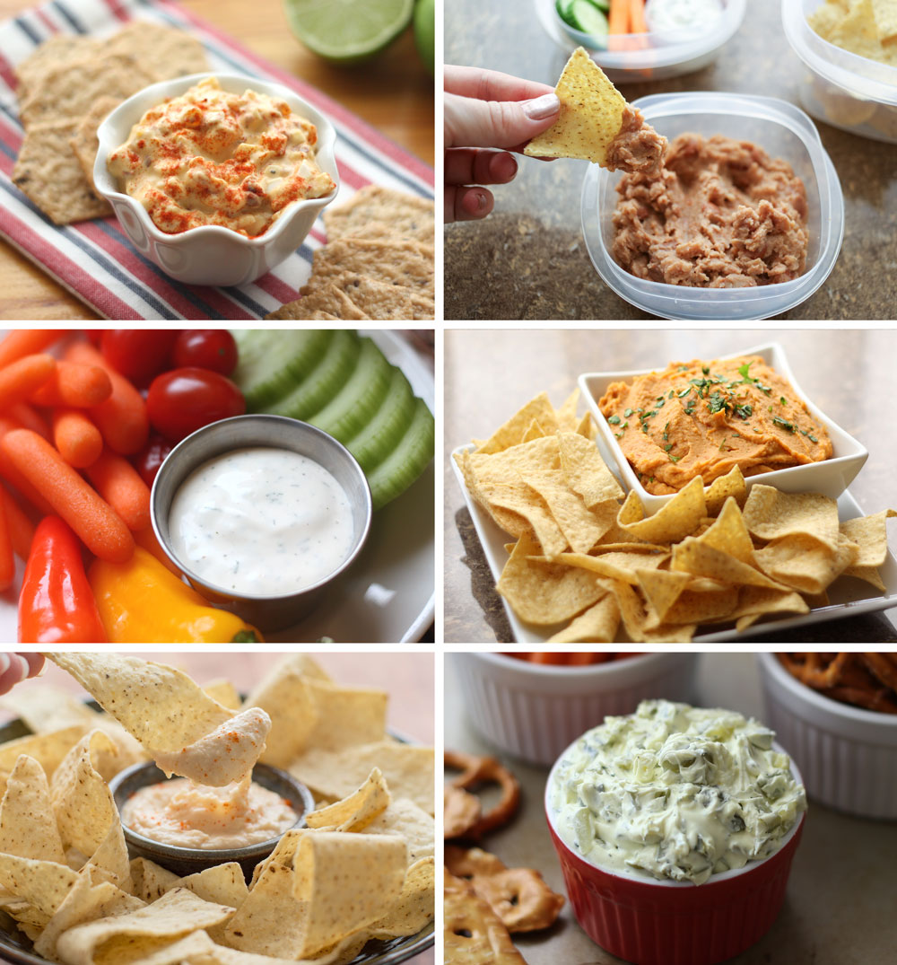 Back-To-School Lunch Ideas by Barefeet In The Kitchen