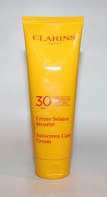 Clarins Sunscreen Cream High Protection SPF 30