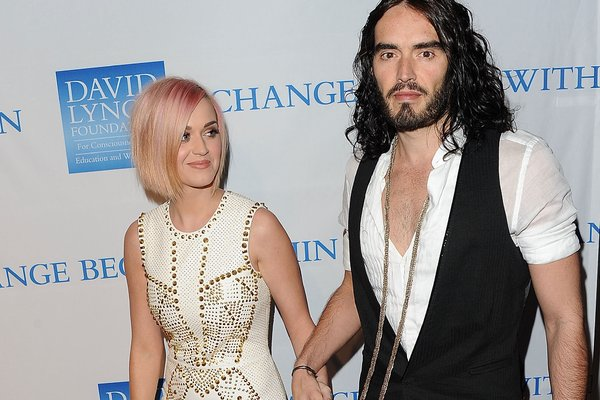 Katy perry with her husband russell brand new nice images 2013 katy perry husband russell brand 2013 voltagebd Image collections