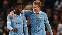 Manchester City vs Hull City 4-1 Video Gol & Highlights.