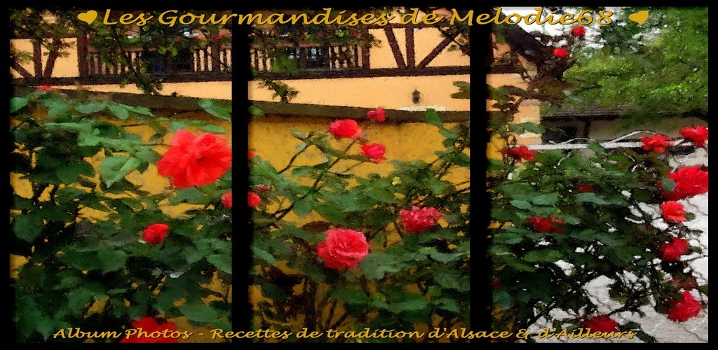 ♥ Les Gourmandises de Melodie68 ♥