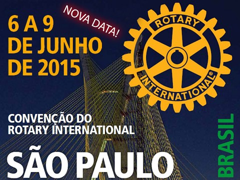 Convenção Rotary International 2015