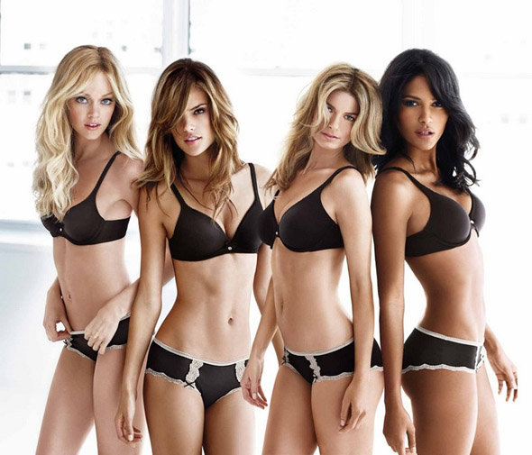Panty Raid Theives Steal 4000 In High End Lingerie From Californias Victorias Secret Shop