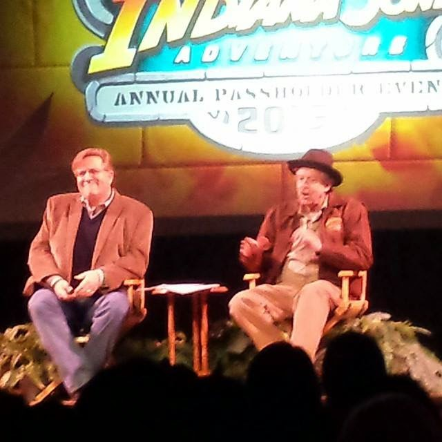 Tim O'Day and Tony Baxter