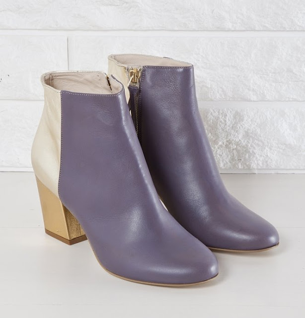 Combo Charlene ankle boots