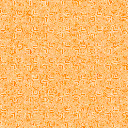 Textured Orange Background Pattern