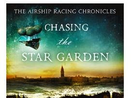 Chasing the Star Garden on audiobook! The Harvesting's audiobook in Production!