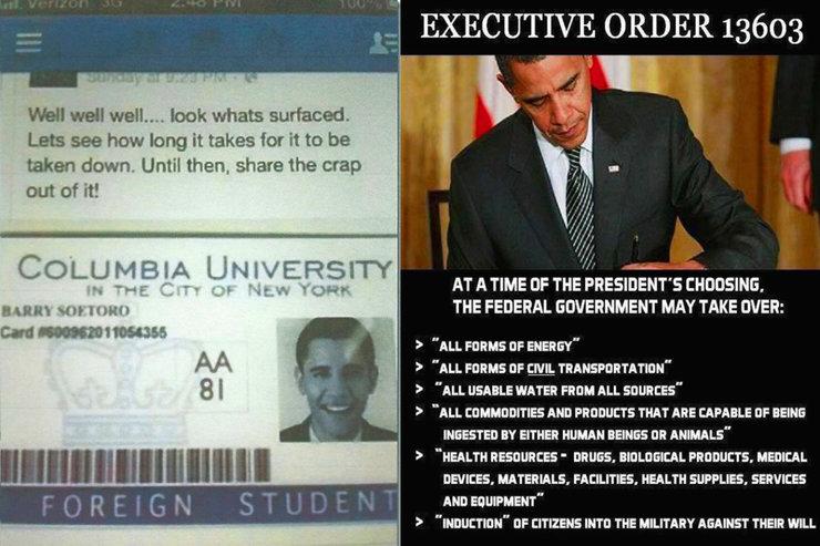 Obama, Barry, Soetoro, King, Dictator, Illegal