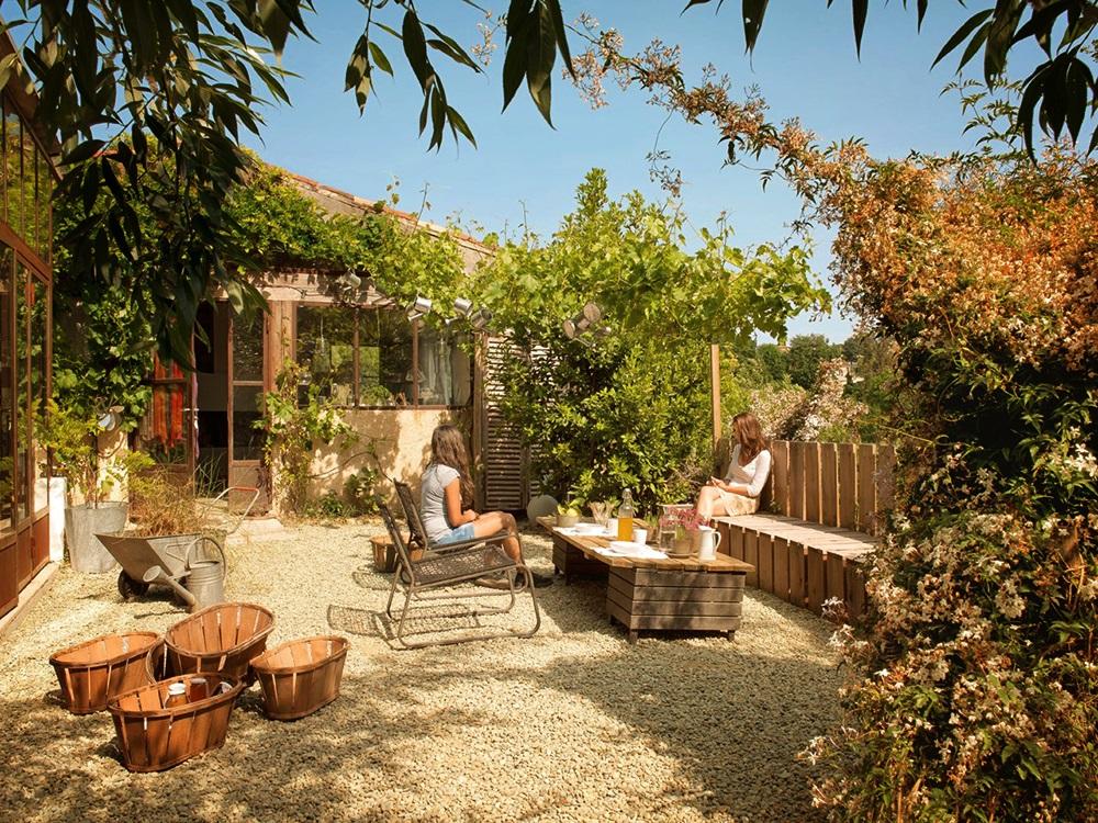 Querido ref gio blog de decora o p tios e quintais for Terrazas rurales