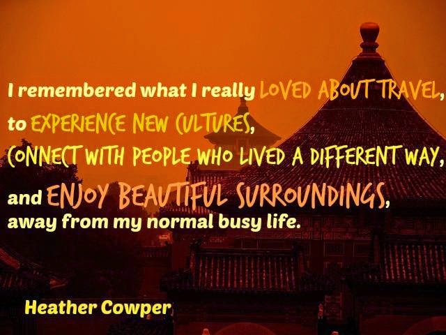 heather cowper quote