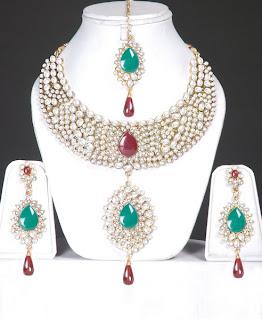 bridal jewellery design