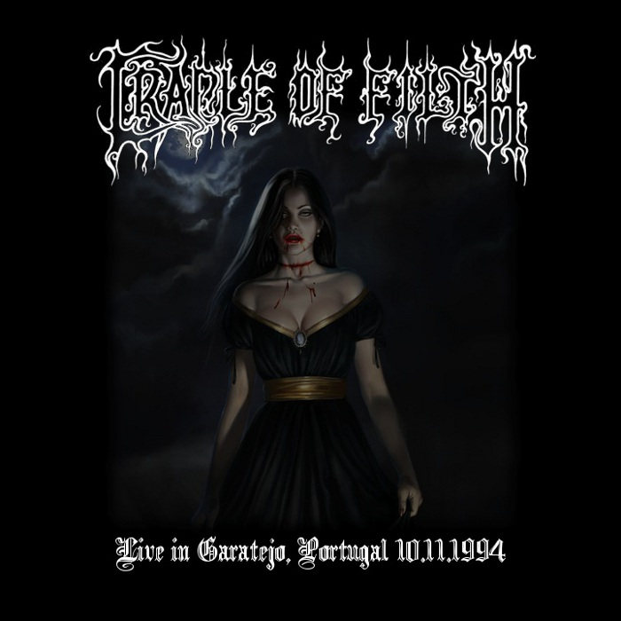 Cradle of Filth the Principle of Evil Made Flesh