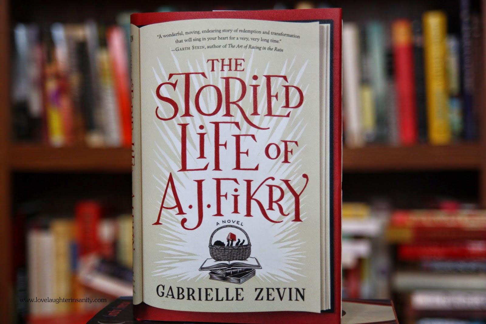 The Storied Life of A.J. Fikry – Gabrielle Zevin