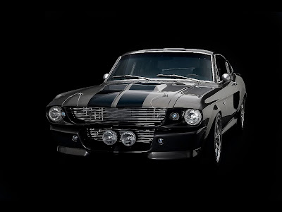 1967 Shelby Mustang Eleanor GT500