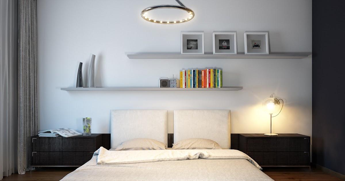 Interior design and visualization. Portfolio. Happy Irena.: Bedroom. Visualization by Happy Irena.