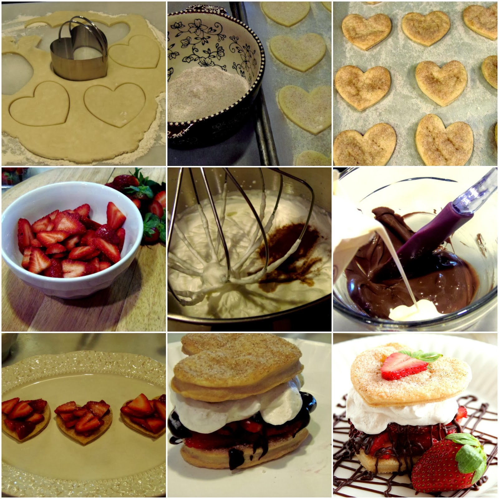 Kudos Kitchen By Renee - Deconstructed Strawberry Pie Recipe