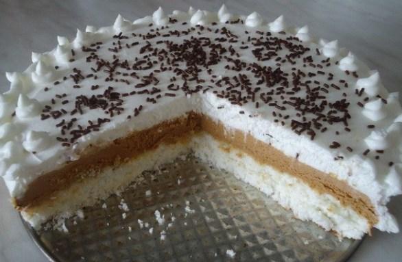 Za iznenadne goste brz i ukusan desert : kokos torta ~ Najbolji recepti