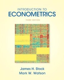 Introduction To Econometrics 3rd Edition Stock And Watson Pdf Download