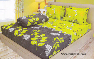 Sprei Lady Rose Alila