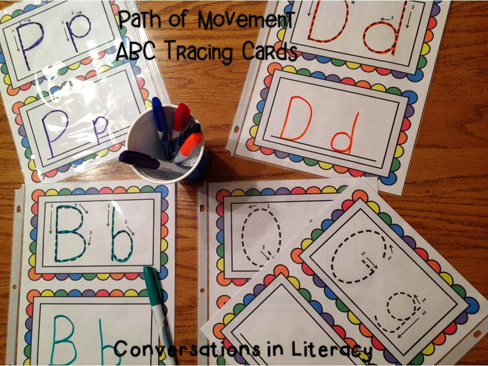 ABC Letter Activities