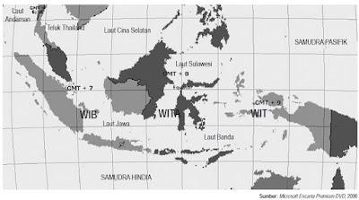 Pewilayahan Indonesia