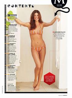 Adrianne Palicki Cover, Maxim Magazine Cover