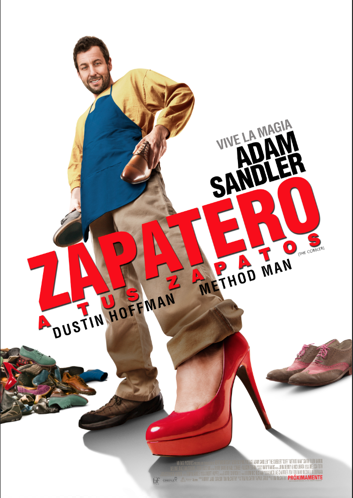 Zapatero A Tus Zapatos (The Cobbler) (2014)