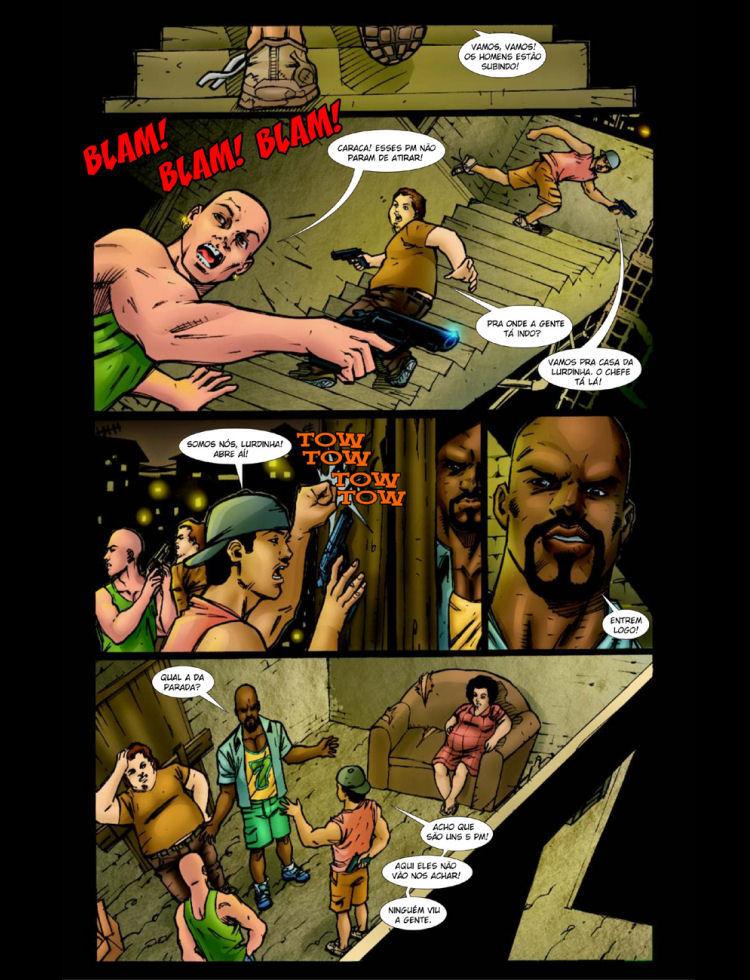 Guardião Noturno - Pagina 4
