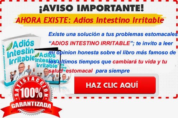 Adios Intestino Irritable