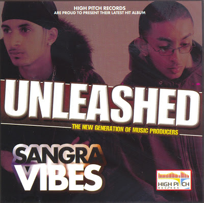 Unleashed - Sangra Vibes front cover mp3 download