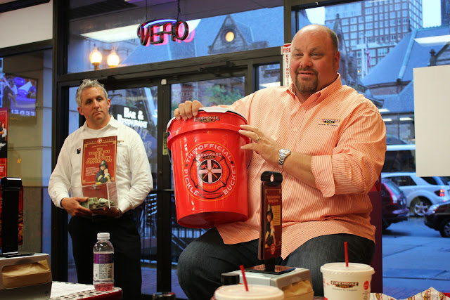 Robin Sorensen, Co-Founder of Firehouse Subs