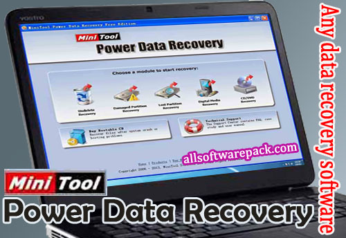 power data recovery software with crack free