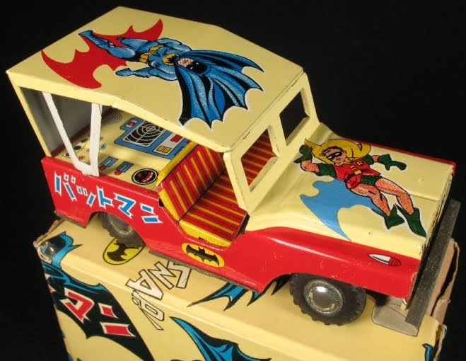 Old Toys From The 1960 : Bat batman toys and collectibles vintage wacky