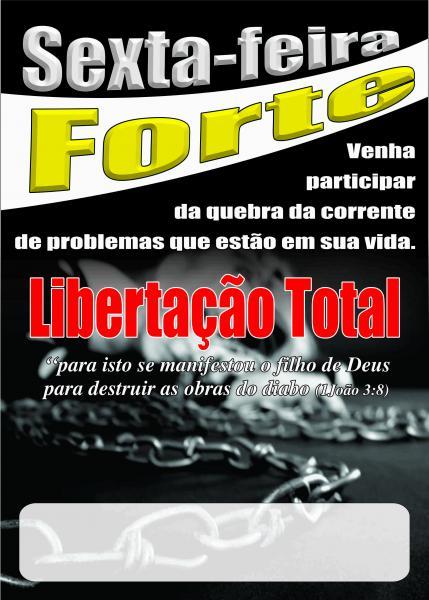 Sexta Feira Forte - Magazine cover