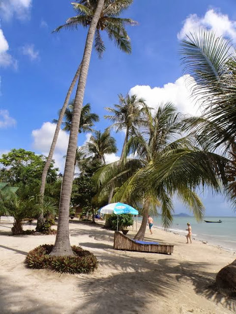 Plaża - Tajlandia - Koh Phangan