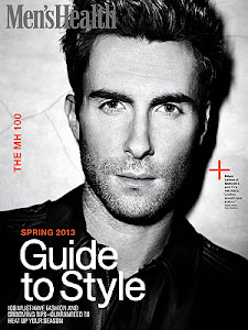 MEN'S HEALTH GUIDE TO STYLE SPRING 2013