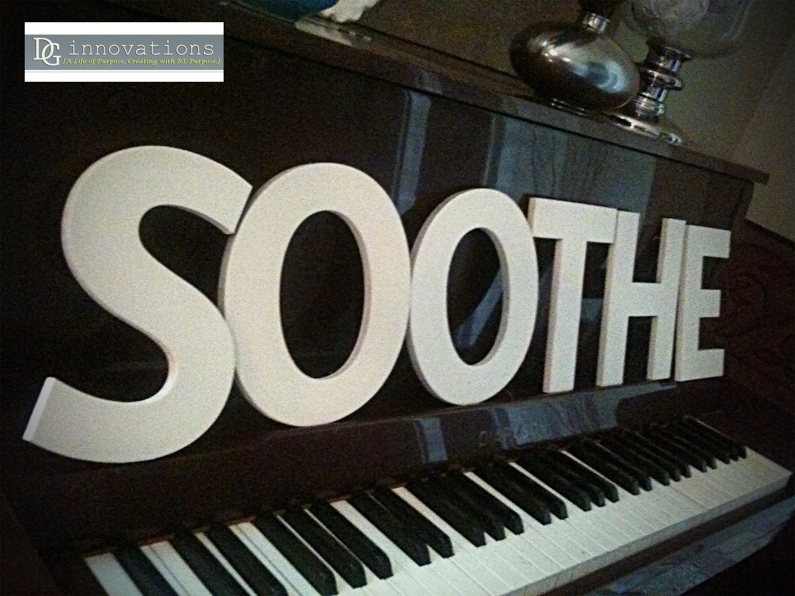 Soothe  Letters