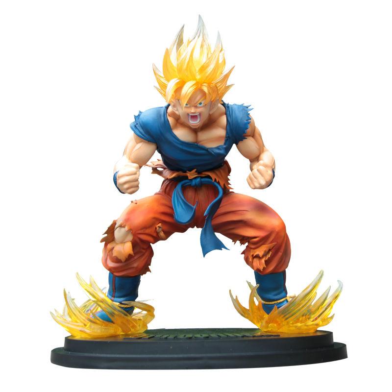 Dragon Ball Z Toys : Dragon ball action figures my