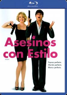 Asesinos Con Estilo (2010) [BRrip] Español Latino