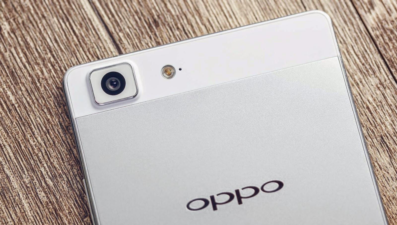 Gambar Oppo R5